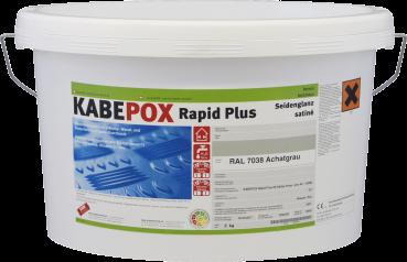 KABEPOX Rapid Plus 2K Bodenfarbe Innen RAL 7038 Achatgrau Seidenglanz