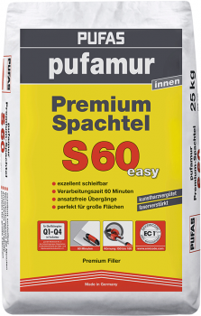 pufamur Premium-Spachtel S60 easy